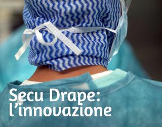 secu drape italiano innovazione